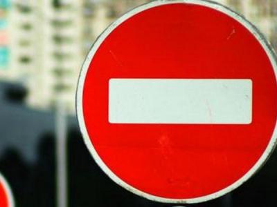 У Чернівцях на 5 днів обмежать рух транспорту на вулиці в центрі міста