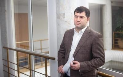 Насіров досі вважає себе головою ДФС