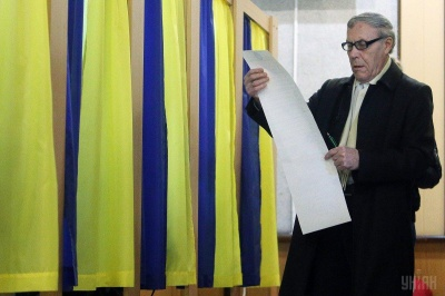 Вибори президента: у Чернівецькій області досі не завершився підрахунок голосів