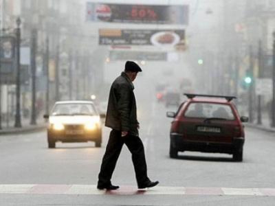 Скільки ДТП за участю пішоходів сталося на Буковині