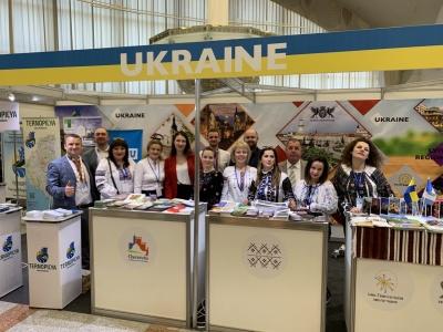 Чернівці стали учасником міжнародного туристичного ярмарку в Мінську