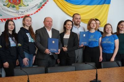 У міській раді підписали меморандум про співпрацю з УАЛ