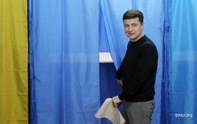 ЦВК підрахувала 100% бюлетенів: Зеленський переміг у першому турі