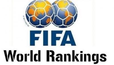 Українська збірна покращила позиції у рейтингу ФІФА