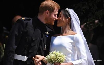 У мережі з'явився перший трейлер фільму про принца Гаррі та Меган Маркл