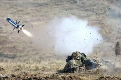 Грузія отримала ракетні комплекси Javelin