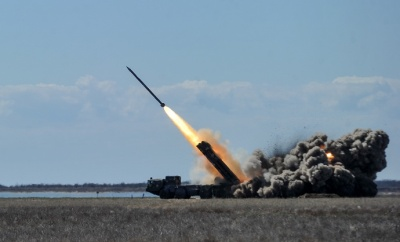 """На Одещині вдало випробували модернізований ракетний комплекс """"Вільха-М"""""""