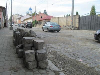У Чернівцях на ремонт вулиці Руської виділили уже 10 мільйонів