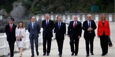 Країни G7 закликали РФ відпустити українських моряків