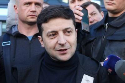 Зеленський подякував Авакову за перший тур