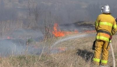У Чернівцях кількість пожеж зросла вдвічі