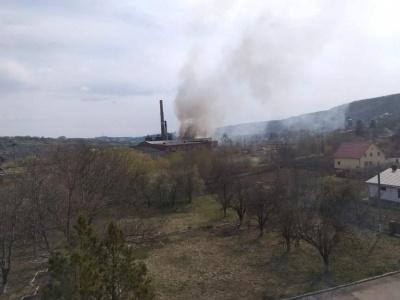 Пожежа на цукровому заводі: що відомо на цей час
