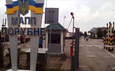 На Буковині зафіксована черга з понад 100 вантажівок біля українсько-румунського кордону