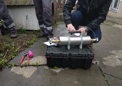 Чи якісний газ у Чернівцях: газовики відправили пробу на аналіз - фото
