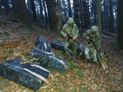 Стрілянина на кордоні: на Буковині четверо молодиків з цигарками втікали від правоохоронців