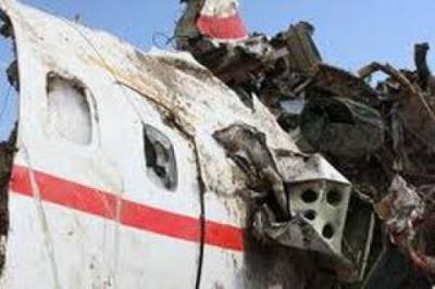 Експертиза підтвердила, що причиною Смоленської авіакатастрофи був вибух