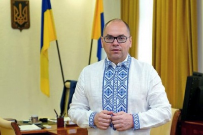 Уряд схвалив звільнення голови Одеської ОДА, який відмовлявся йти у відставку