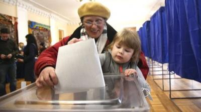 Місце голосування змінили вже понад 80 тисяч виборців