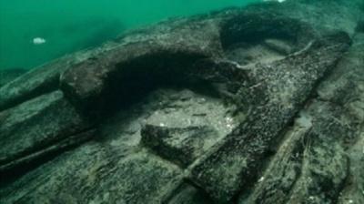 На дні Ніла виявили старовинний корабель