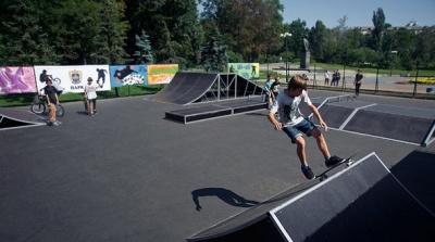 У Чернівцях провендуть акцію на підтримку місцевої ініціативи по скейтпарках