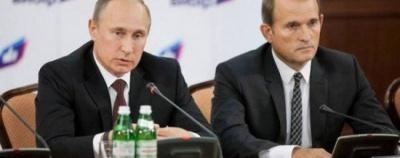 Порошенко заявив, що дії Медведчука має перевірити СБУ