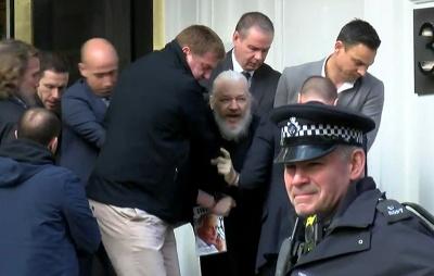 У Лондоні арештували засновника WikiLeaks