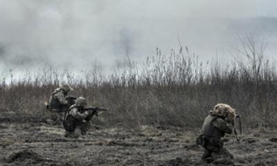 З початку доби внаслідок обстрілів поранення отримали 8 українських військових