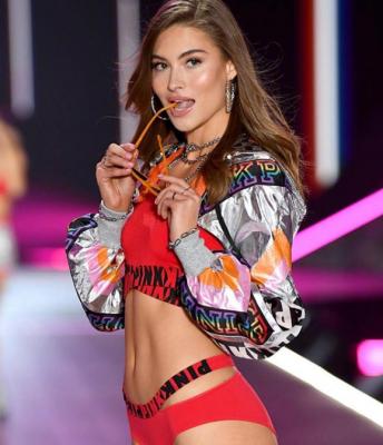 """Нове обличчя: у Victoria's Secret оголосили ім'я 16-го """"ангела"""" - фото"""