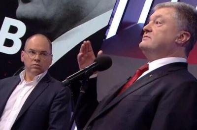 """""""Вам повторити?"""": Зеленський і Порошенко вперше поспілкувалися у прямому ефірі (відео)"""