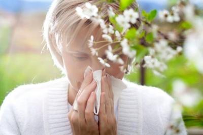 Весняна алергія: як вижити в сезон пилку