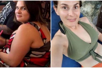 Жінка з вагою 145 кг до річниці весілля схудла вдвічі