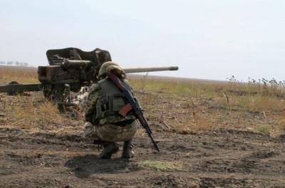 Українські захисники знищили двох окупантів та ворожу БМП на Донбасі