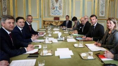Зеленський у Парижі: що пише про візит французька преса