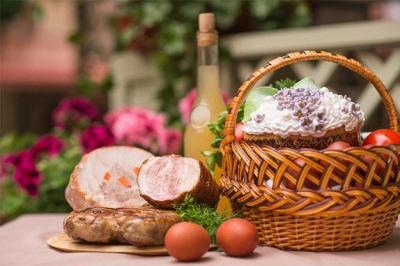 Великодній кошик в Україні: скільки доведеться заплатити за смаколики