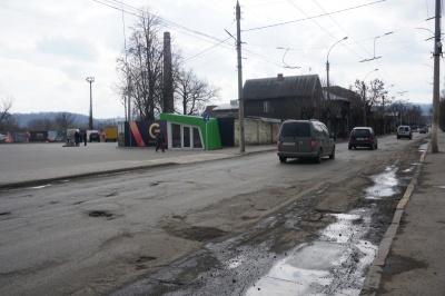 Грошей на ремонт вулиці Хотинської немає, - Каспрук