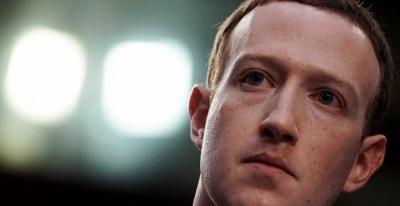 Акціонери Facebook хочуть звільнити Цукерберга