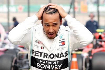 Формула-1: Гран-прі Китаю виграв Хемілтон