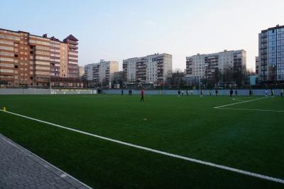 У Чернівцях на новозбудованому стадіоні займатимуться  безкоштовно