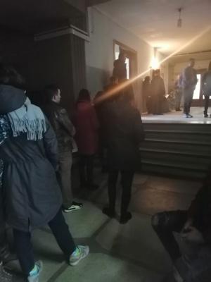 У Чернівцях у реєстрі виборців утворилась черга з бажаючих змінити місце голосування
