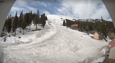 Сусідні області Буковини замітає снігом - відео