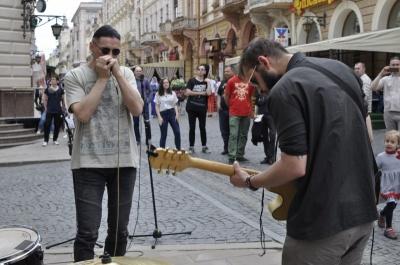 День вуличної музики у Чернівцях відбудеться 19 травня