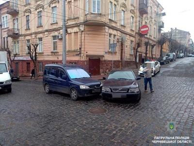 У поліції розповіли, скільки ДТП сталося на Буковині від початку року