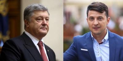 """Штаби Порошенка та Зеленського уклали угоду з НСК """"Олімпійський"""""""