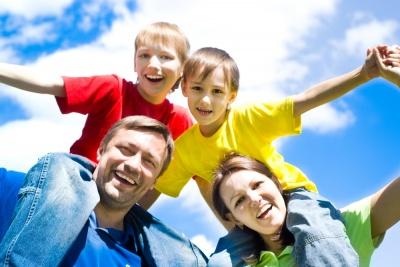 Як організувати сімейний відпочинок