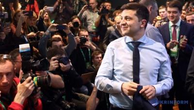 Зеленський не прийшов дискутувати з активістами на Суспільне