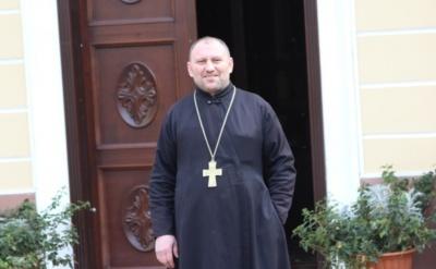 Військовий капелан з Чернівців став «Волонтером року»