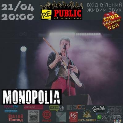 Monopolia band