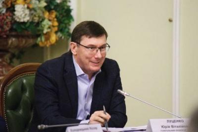 Луценко заявив, що не збирається складати повноваження після виборів