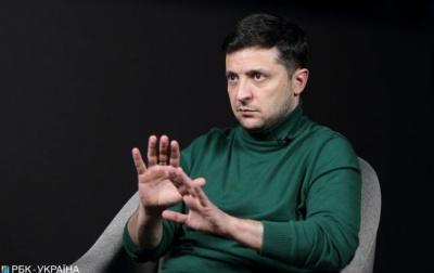Зеленський розповів, яким бачить майбутній статус Донбасу