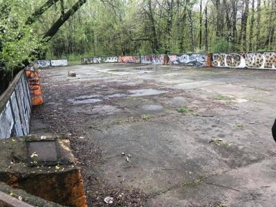 У Чернівцях знайшли місце для облаштування скейт-парку – фото